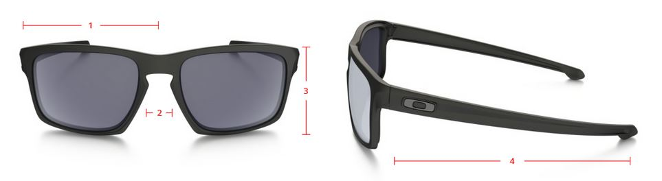 f1456b46e2e46 Gafas De Sol Oakley Sliver Matte Black W  Grey - Compra Ahora ...